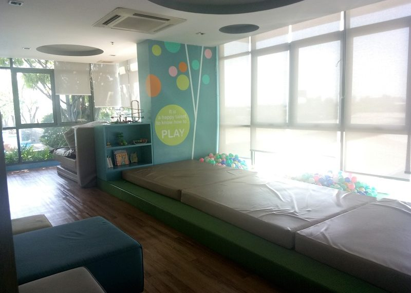 Ideo blucove Kid room