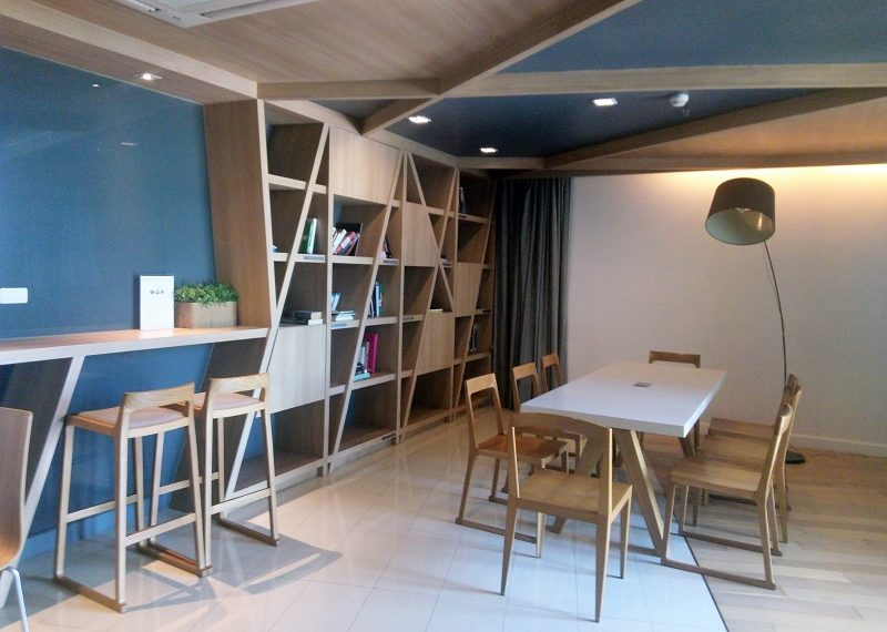 Ideo blucove Metting Room