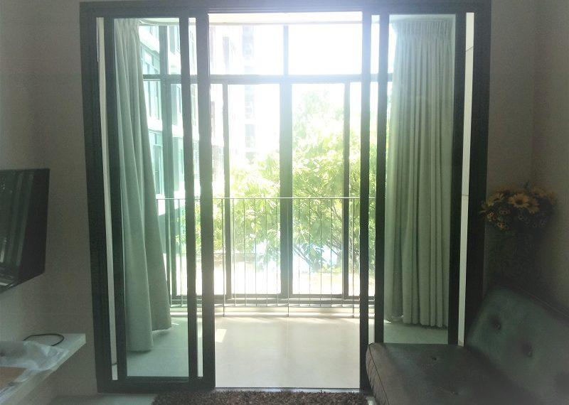 Ideo blucove balcony