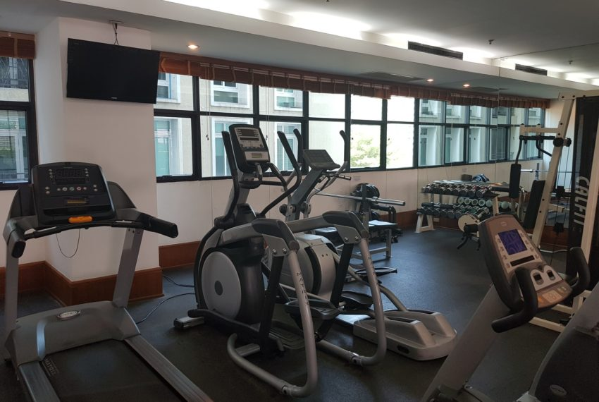 Insaf Tower 2 - fitness