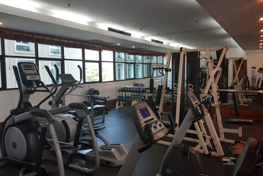 Insaf Tower 2 - gym