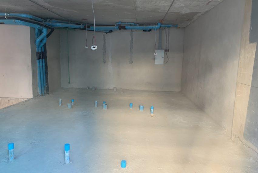 Inside area