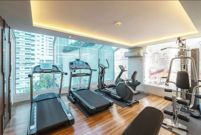 InterLux Premier Sukhumvit 13 condo - fitness