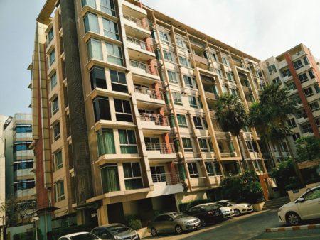 Ivy Ratchada- building