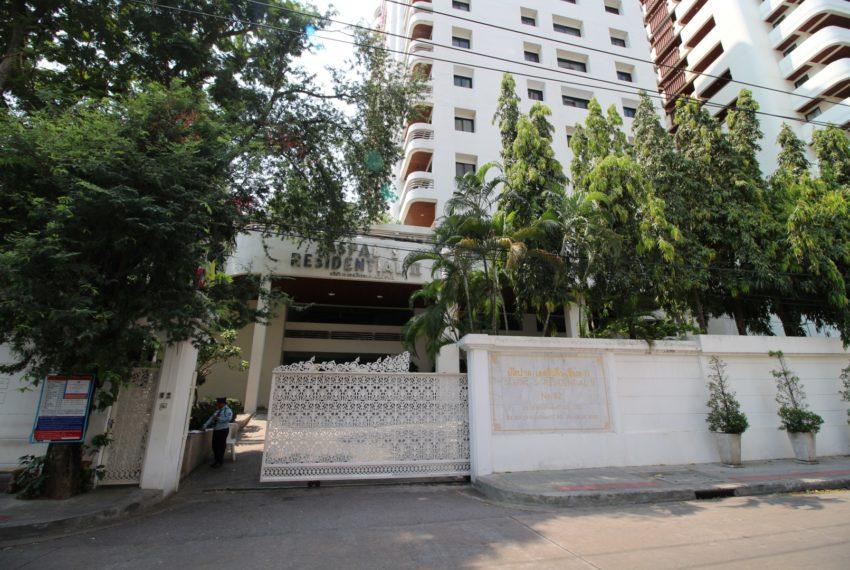 Jaspal Residence SUkhumvit 23 - gate
