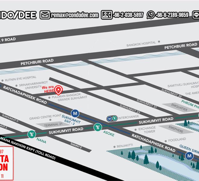 Kallista Mansion - map
