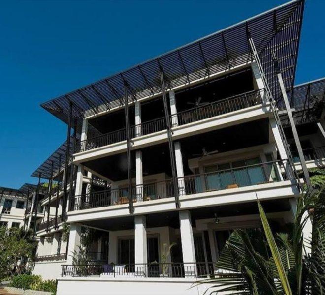 Kata Gardens condominium - bldg