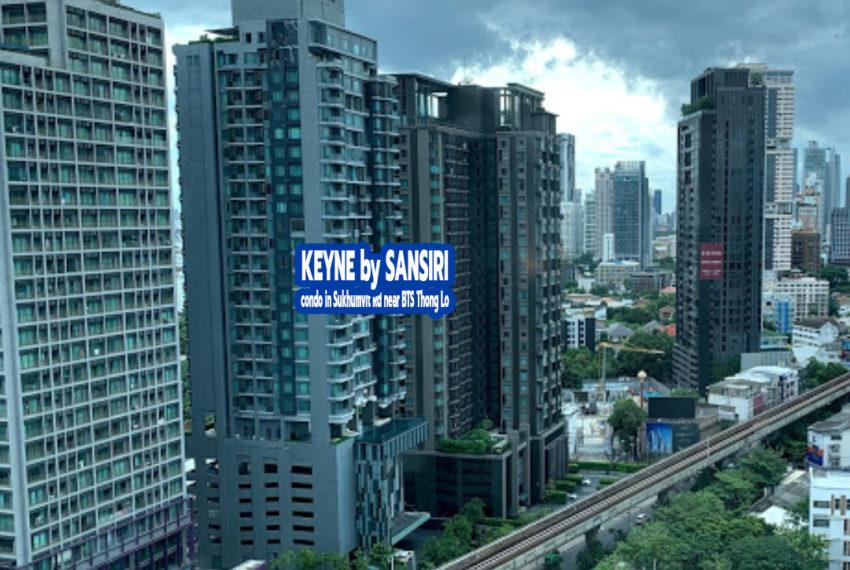Keyne by Sansiri condo 1 - REMAX CondoDee