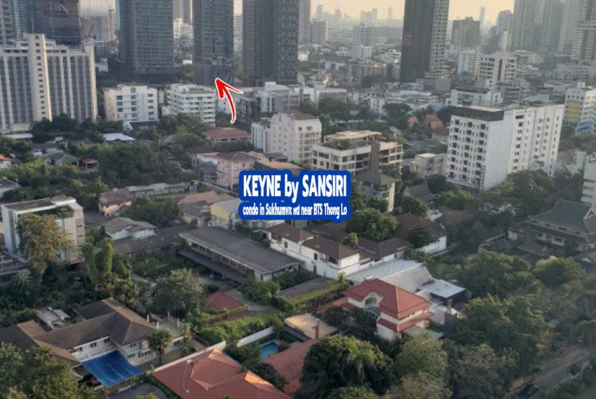 Keyne by Sansiri condo - REMAX CondoDee