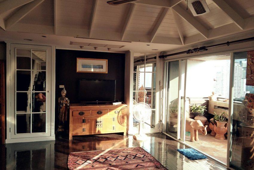 Kiarti Thanee City Mansion Duplex - big rooms