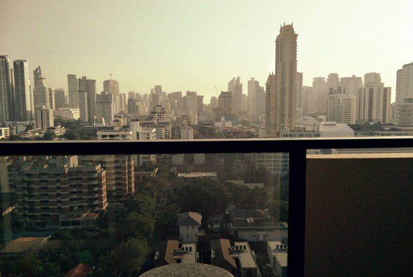 Kiarti Thanee City Mansion Duplex - city view