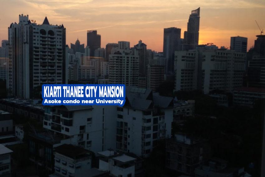 Kiarti Thanee City Mansion condo 3 - REMAX CondoDee
