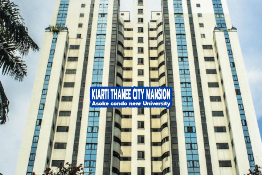 Kiarti Thanee City Mansion condo 4 - REMAX CondoDee