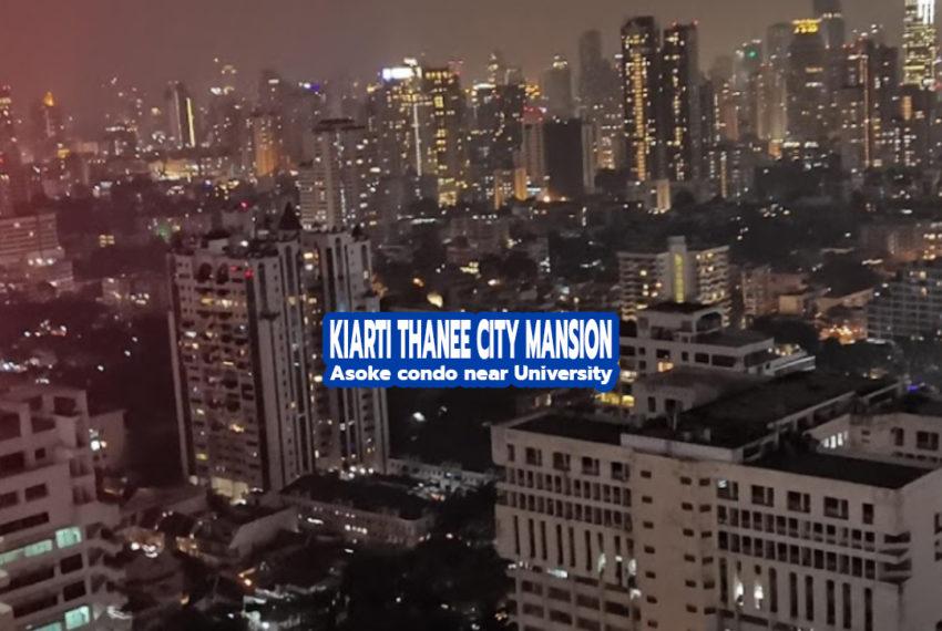 Kiarti Thanee City Mansion condo 5 - REMAX CondoDee