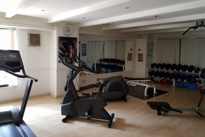 Kiarti Thanee City Mansion - fitness