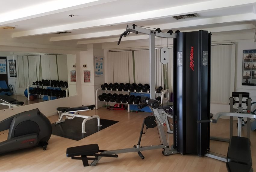 Kiarti Thanee City Mansion - gym