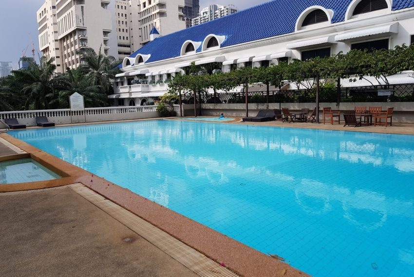 Kiarti Thanee City Mansion - swimming pool