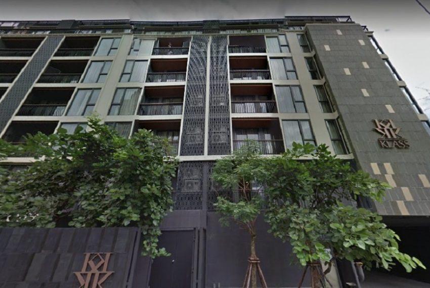 Klass Langsuan condominium - tower