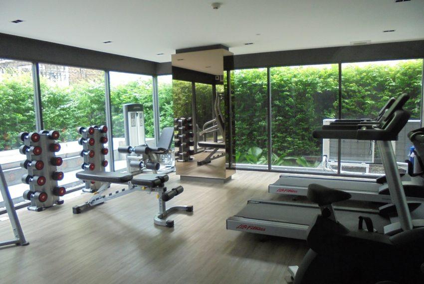 Klass Langsuan - fitness