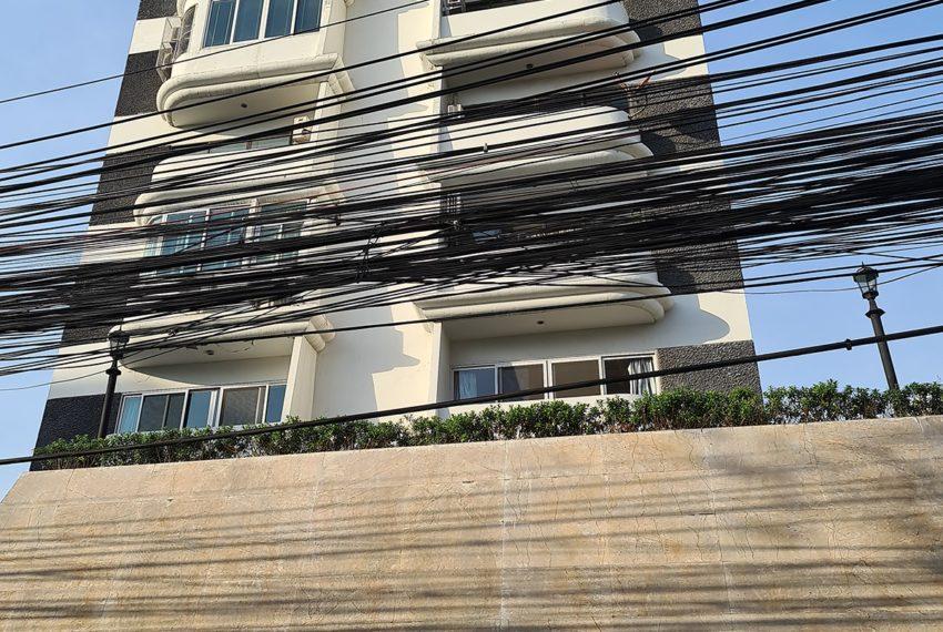 La Maison Sukhumvit 22 condo - bldg