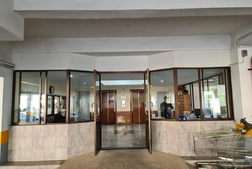 La Maison Sukhumvit 22 condo - entrance