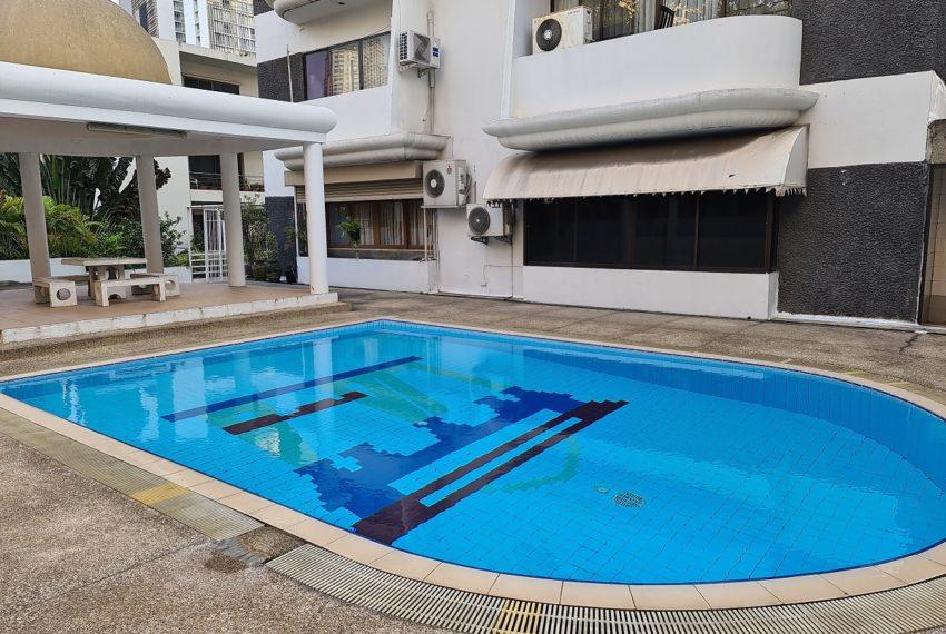 La Maison Sukhumvit 22 condo - pool