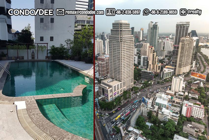 Lake Avenue COndominium near Asoke BTS 1