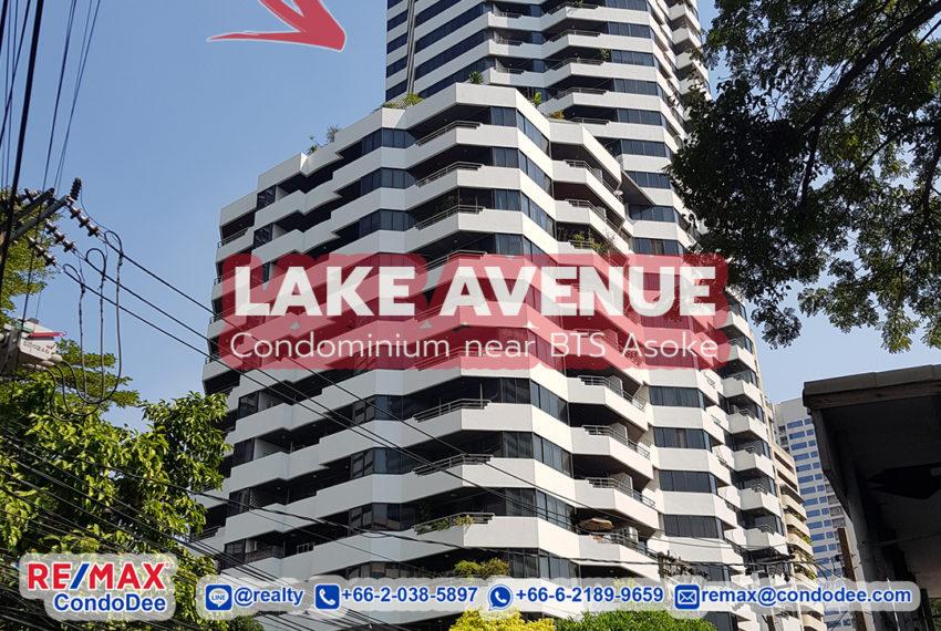 Lake Avenue COndominium near Asoke BTS