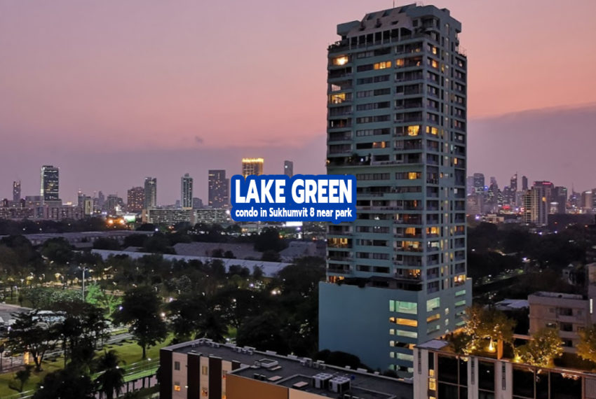 Lake Green Sukhumvit 8 Condominium 3 - REMAX CondoDee