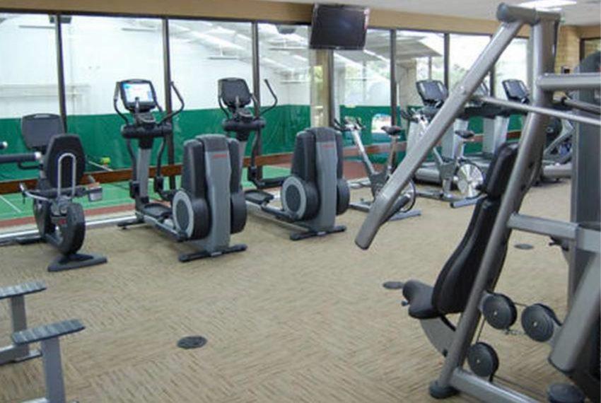 Las Colinas Condominium in Asoke - fitness