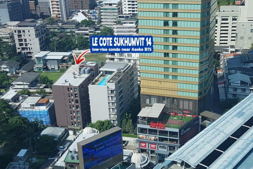 Le Cote Sukhumvit 14 Condominium - REMAX CondoDee