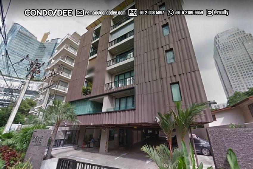 Le Cote Sukhumvit 14 condominium - building