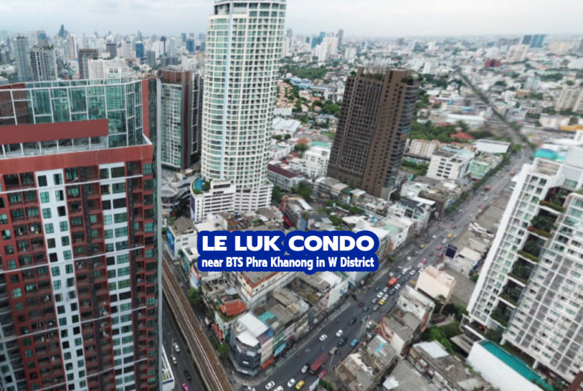 Le Luk Condominium 3 by REMAX CondoDee