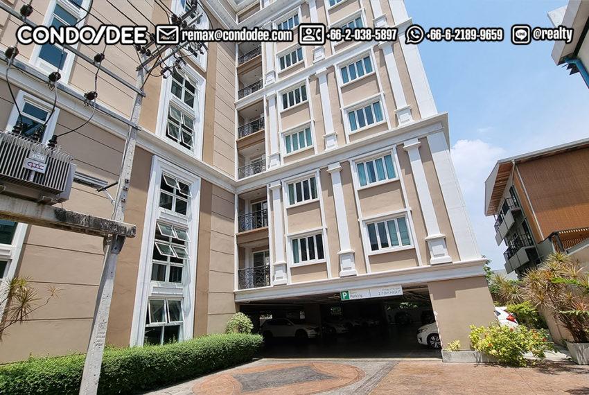 Le Nice Ekamai - building