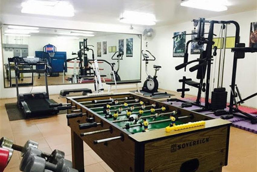 Le Premier 1 Sukhumvit 23 condo - gym