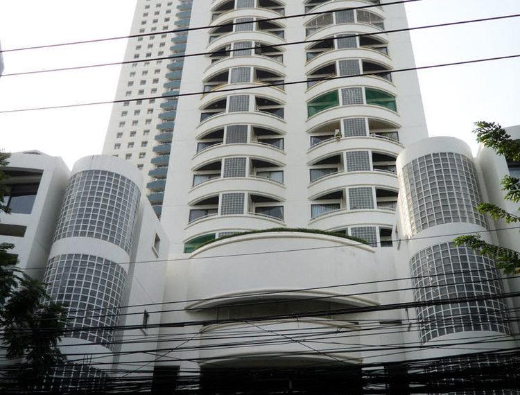 Le Premier 1 Sukhumvit 23 condo - tower