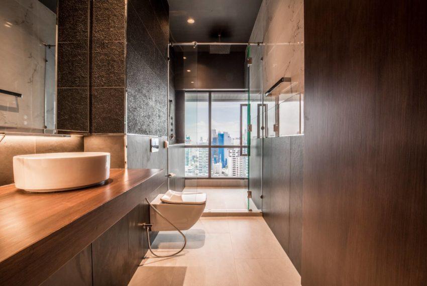 Le Raffine 39 - duplex -sale - bathroom 2