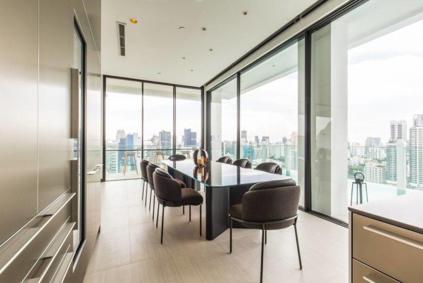 Le Raffine 39 - duplex -sale - dinning