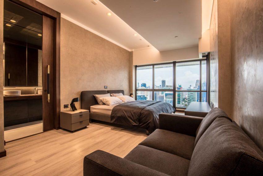 Le Raffine 39 - duplex -sale - master bedroom