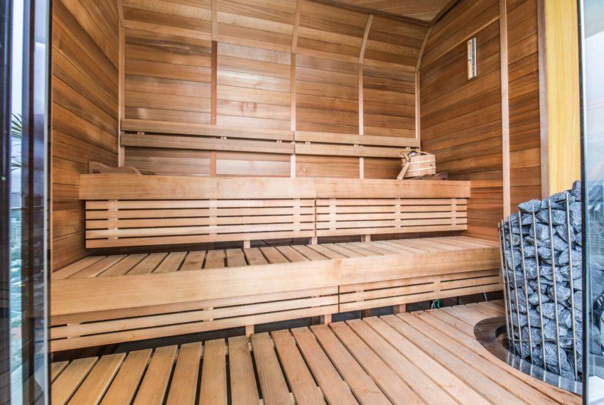 Le Raffine 39 - duplex -sale - sauna