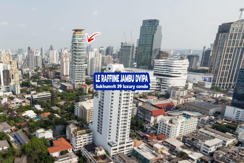 Le Raffine Jambu Dvipa Sukhumvit 39 3 - REMAX CondoDee
