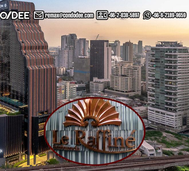 Le Raffine Jambunuda Sukhumvit 31 - REMAX Bangkok