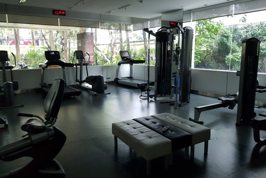 Le Raffine Jambunuda Sukhumvit 31 - gym