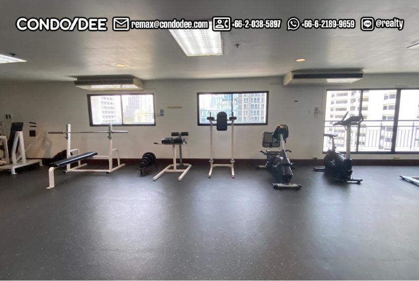 Libert Park 2 Sukhumvit 11 condo - fitness
