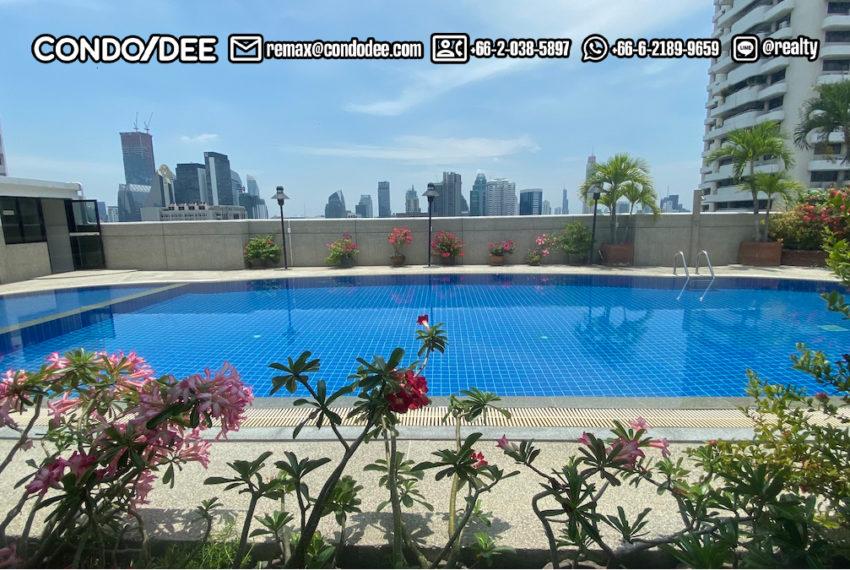 Libert Park 2 Sukhumvit 11 condo - swimming pool