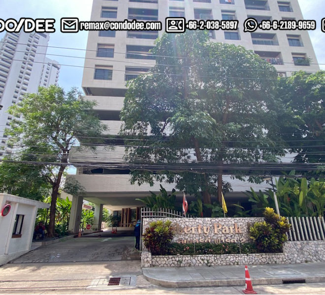 Liberty Park 2 Condominium at Sukhumvit soi 11 Near Channel