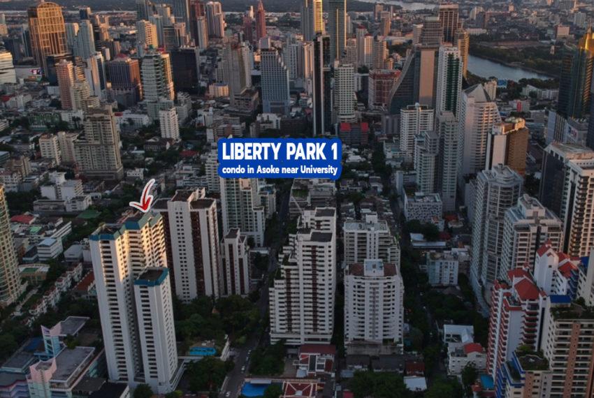 Liberty Park 1 condo 2 - REMAX Bangkok