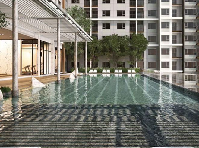 Life Asoke Condominium Near Phetchaburi MRT