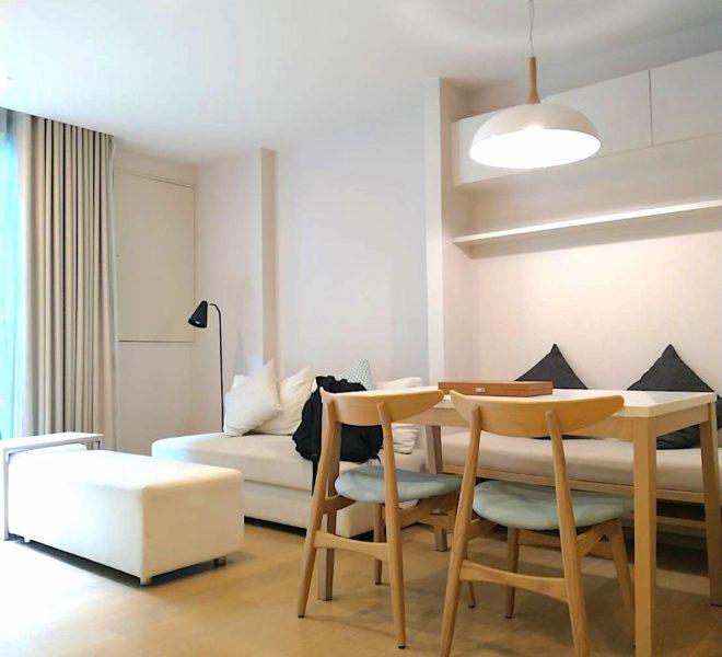 Duplex condo for rent near BTS Thonglor - 2 Bedroom - Liv@49