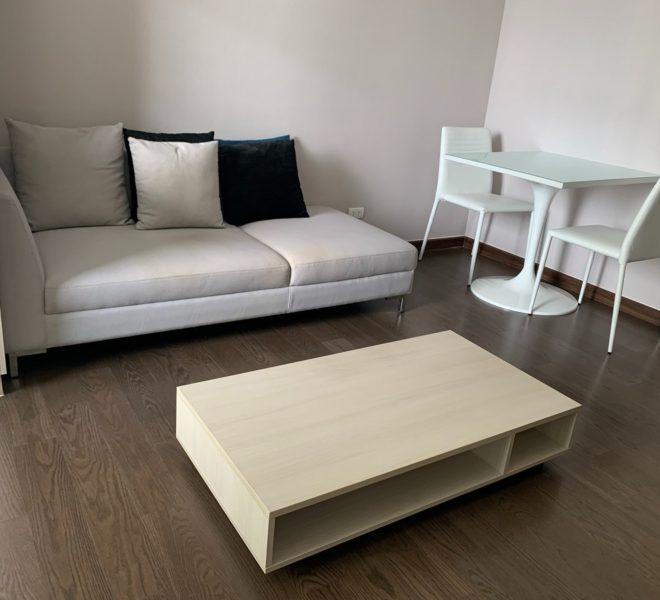 Apartment for rent near MRT Phetchaburi - 1 Bedroom - Mid-Floor - Q Asoke condominium